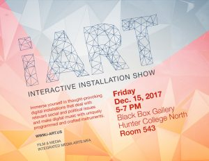 iArt Interactive Installation Show