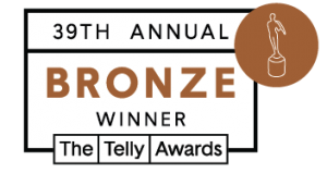 Bronze Telly Award