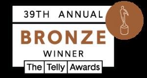 Bronze Telly Award