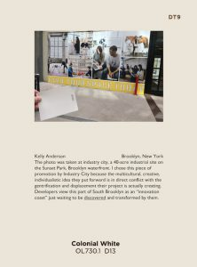 Image of Kelly Anderson's work featured