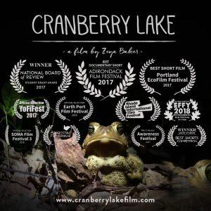 Cranberry Lake poster