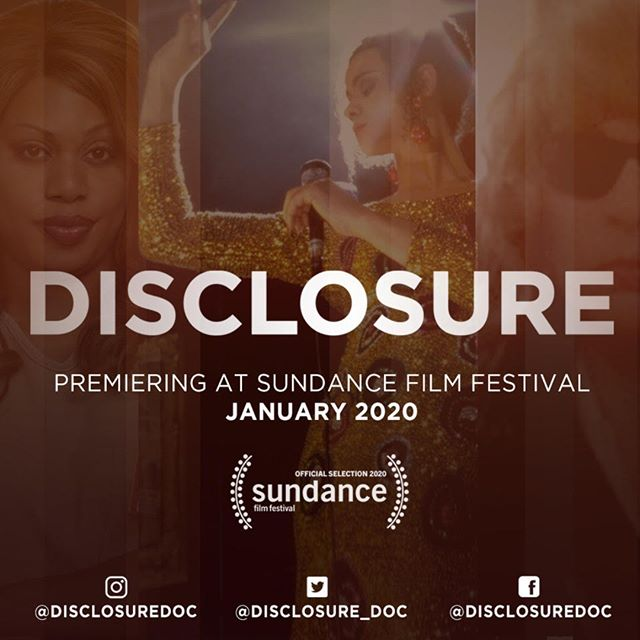 Disclosure film poster