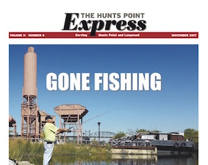 November issue of The Hunts Point Express