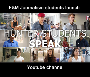 F&M Journalism students launch Youtube channel