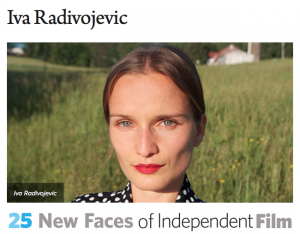 photo of Iva Radivojevic