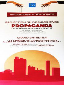 Propaganda Poster - Stuart Ewen