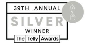 Silver Telly Awards