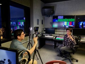 CUNY TV Digital Series - Jose & Tami interview
