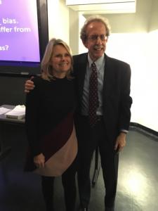 Prof. McCarthy and Prof. Schneider