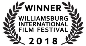 Williamsburg Film Festival winner 2018 laurel