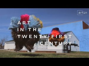 Still from the series Art in the 21st Century