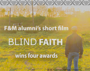 F&M alumni's short film wins four awards!