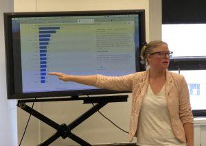 WNBC Web Editor Coralie Carlson