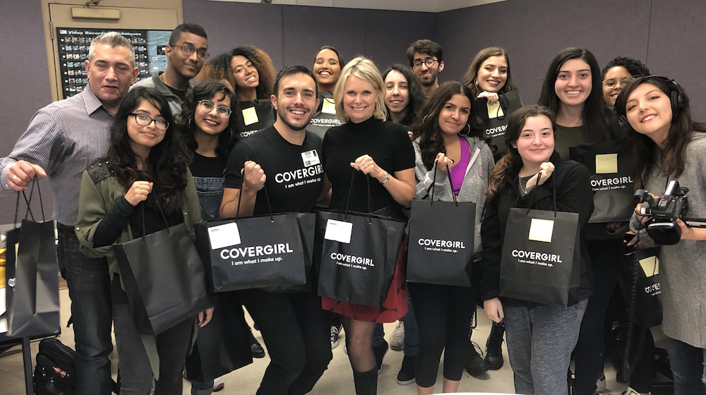 covergirl glam class pic
