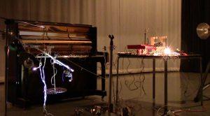 Elico Suzuki's installation at Hunter
