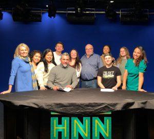 HNN crew