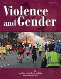 cover of 'Violence and Gender'