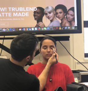 tv makeup