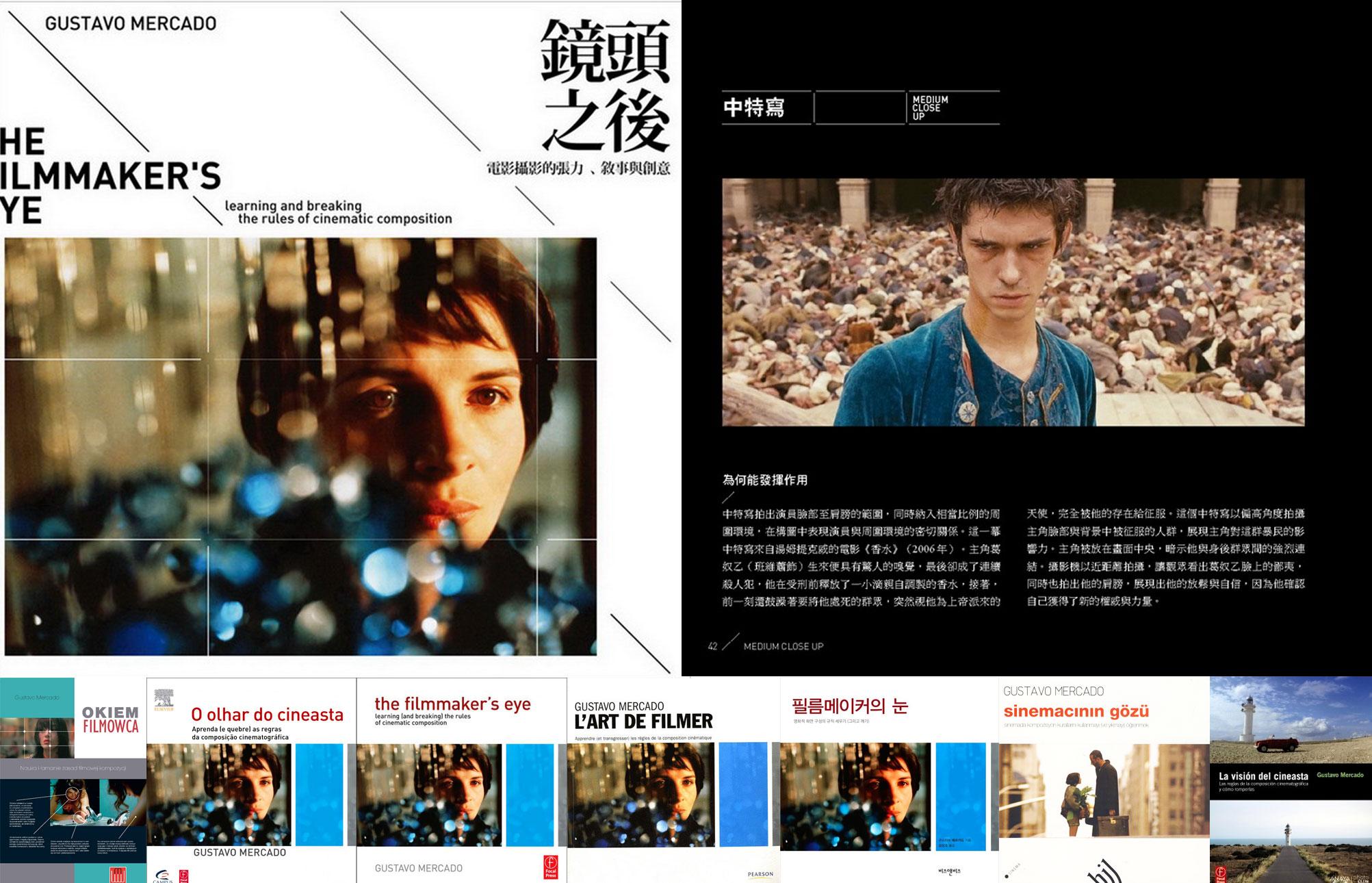 photos of translated books