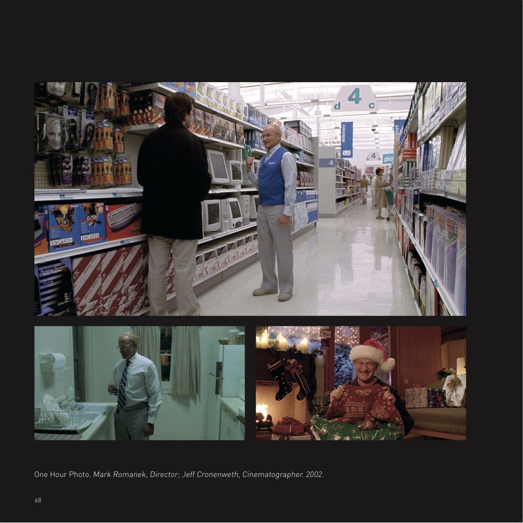 "gustavo book excerpt images from ""One Hour Photo"""