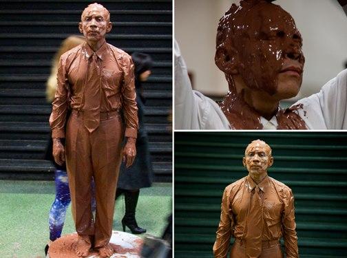 photos of 'Hombre de Barro / Man of Clay'
