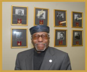 Herb Boyd 2018 Outstanding Achievement Award