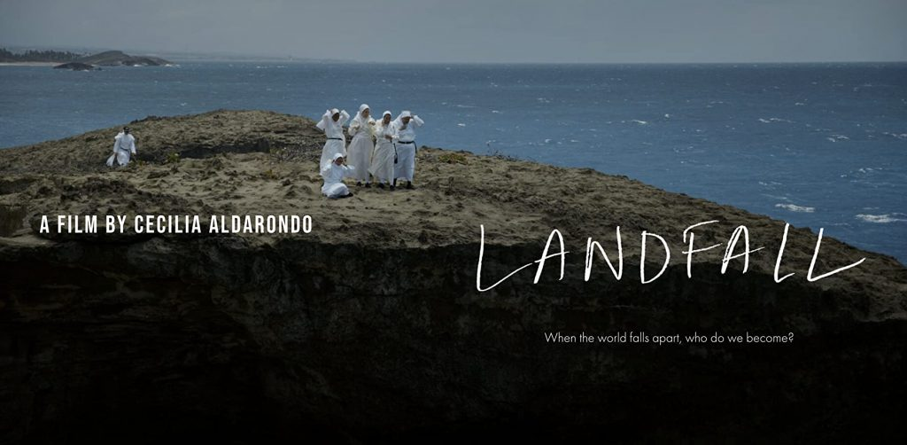landfall aldarondo poster