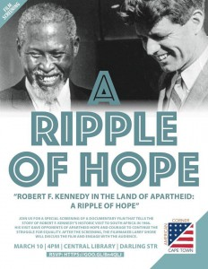 A Ripple of Hope Screening & Discussion