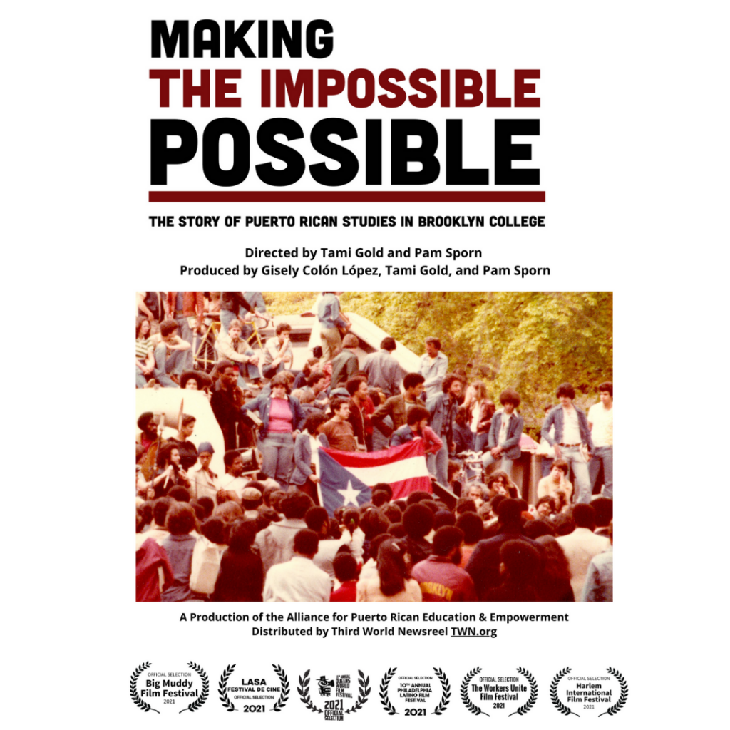 Making the Impossible Possible poster