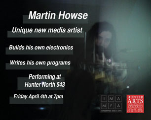 Martin Howse Poster