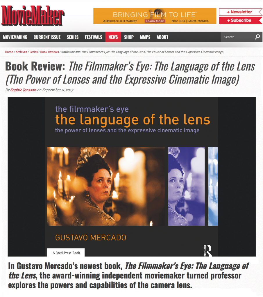 moviemaker TLOTL review front page