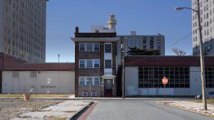 building in Atlantic City