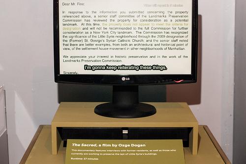 photo of Dogan's thesis