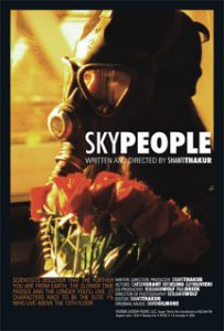 Photo for the film entitled Sky People