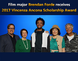 Congrats to F&M student Brendan Forde!