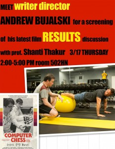 """Results"" Film Screening & Discussion"