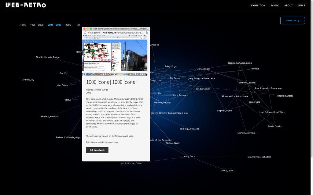 webretro screenshot by ricardo