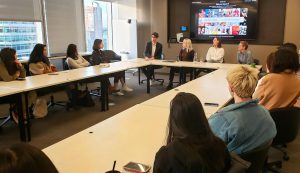 Students tour Wired magazine