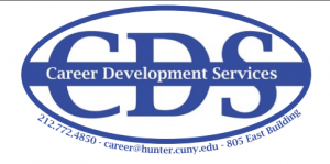 Logo for Hunter College Career Development Services