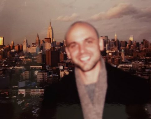 Taken from the terrace of my first apartment on the Lower East Side, 1999.