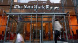 New York Times headquarters