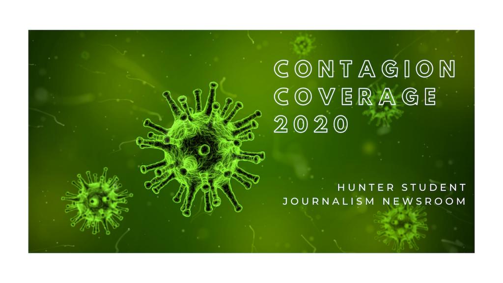 HUNTER Contagion Coverage_Banner