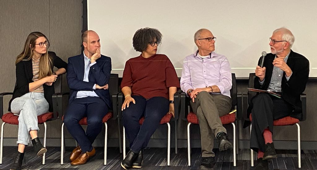 CUNY Food Policy Panel