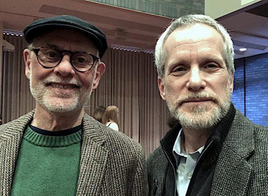 Mark Kramer and Adam Glenn