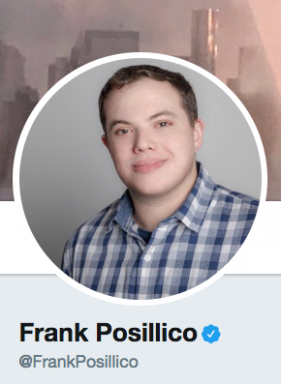 Frank Posillico Twitter profile photo