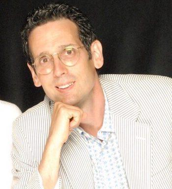 Feature writing instructor Douglas Alden
