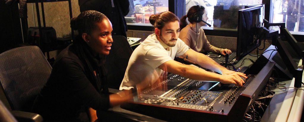 control room 4