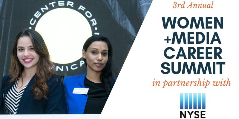 women+media summit logo