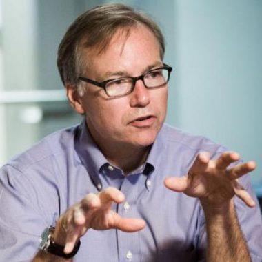 Steve Coll of Columbia Graduate School of Journalism