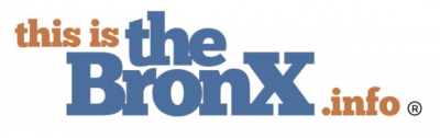 Logo for thisisthebronx web site